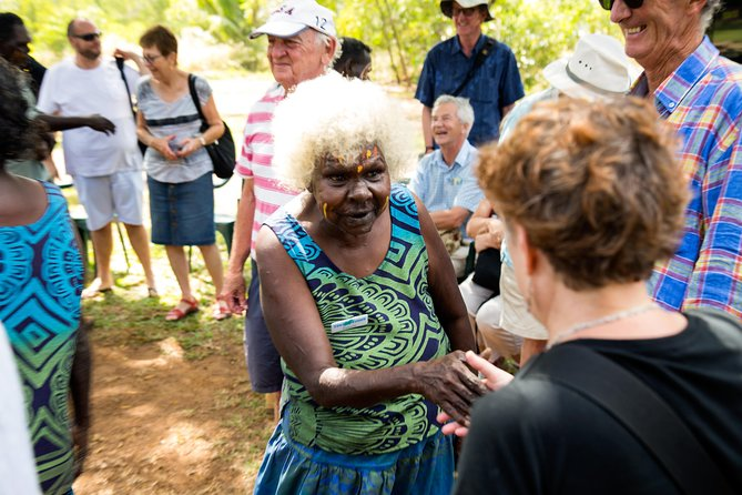 Tiwi Islands Cultural Experience from Darwin Including Ferry
