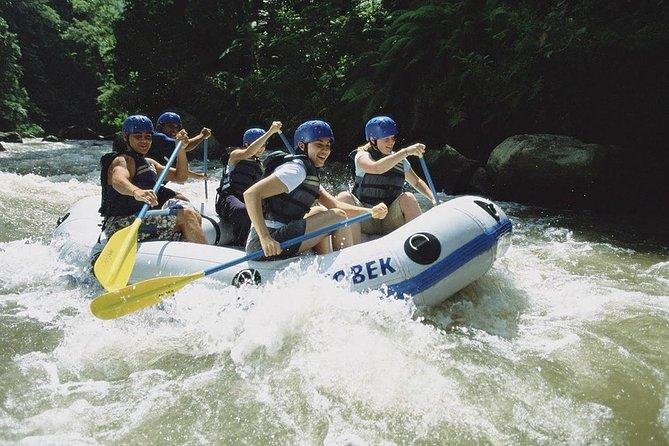 Ayung White Water Rafting with Bali Sobek