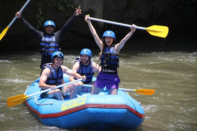 Combination Ubud Rafting And Kintamani Tour