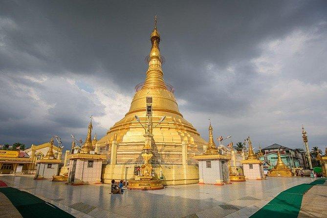 Yangon Half Day Tour