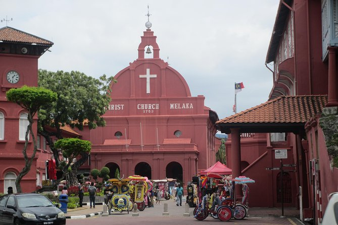 Amazing Historical Malacca Tour with Local Lunch & Museum Ticket
