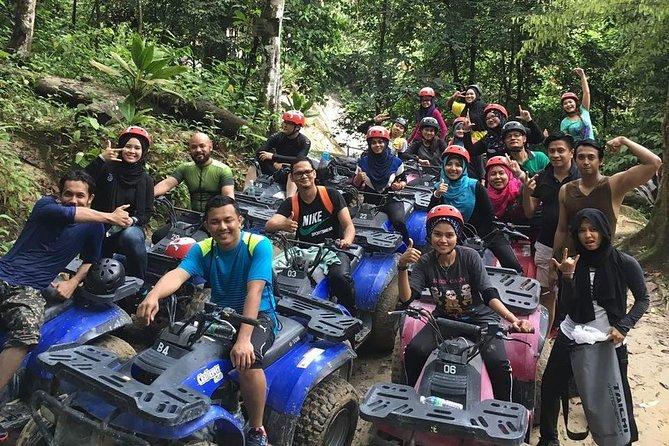 ATV Kuala Lumpur Adventure Park (with lunch)