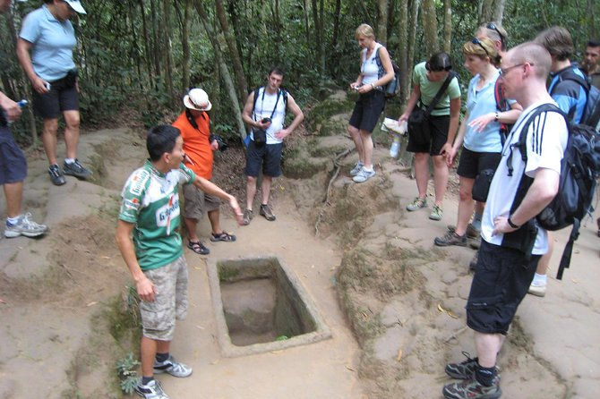 The Tunnels Of Cu Chi - Ben Dinh Full Day Tour