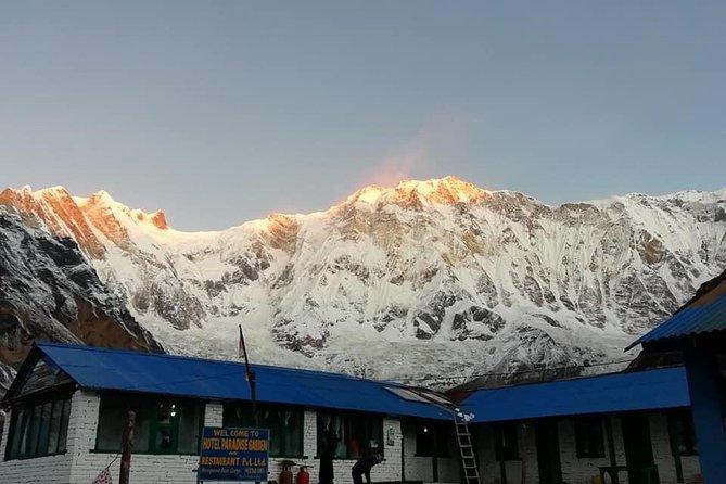 Annapurna Base Camp Trek with Chitwan National Park