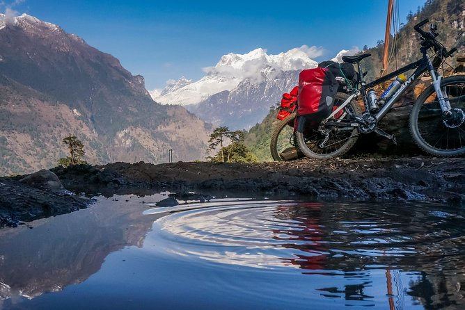 Half Day Moutain Biking in Kathmandu Valley photo 16