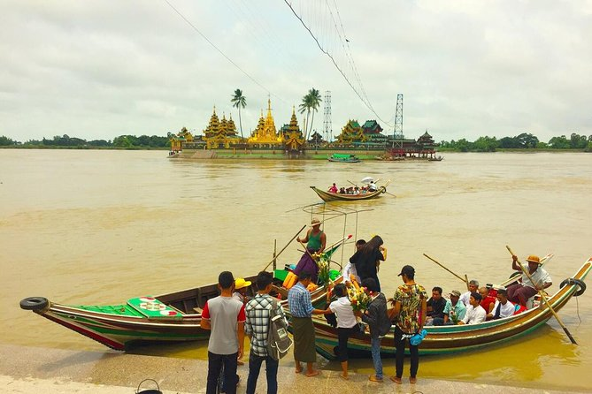 Yangon Syriam Excursion Tour