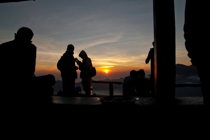 Bali Top Sunrise Trekk At Mount Batur