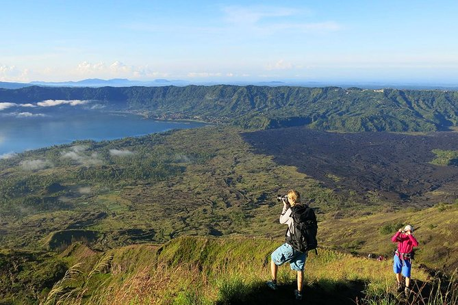 Mount Batur Sunrise Trekking with Breakfast Atop in Ubud and Bali Indonesia