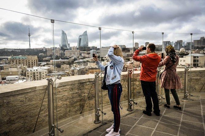 Architectural tour in Azerbaijan