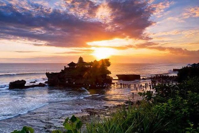 Ubud And Sunset Tanah Lot Tour
