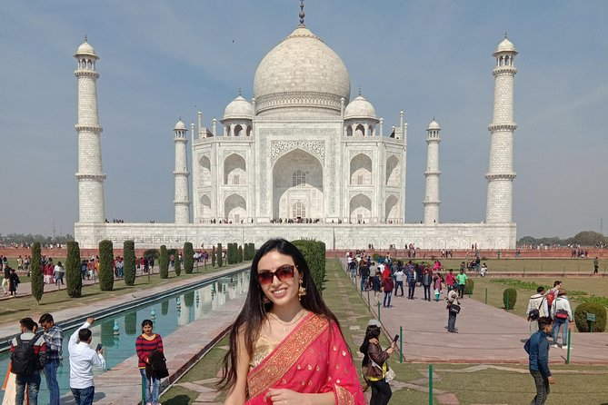 3 - Days Private luxury Golden triangle tour to Jaipur and Agra from New delhi