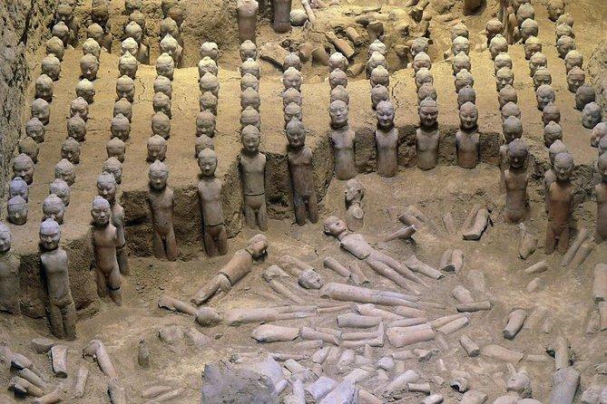 Xian Small Group Tour: Terracotta Warriors and Hanyangling Mausoleum