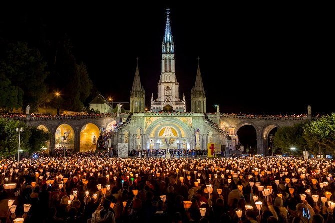 Lisieux, Lourdes and Fatima, Private 7-Day Pilgrimage from Paris by Train