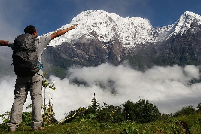 Mardi Himal Trek 9 Days.Queit and short Trek in Annapurna Region.