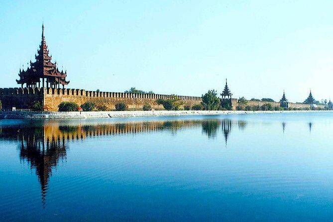 Private Land Transfer : Mandalay to Bagan