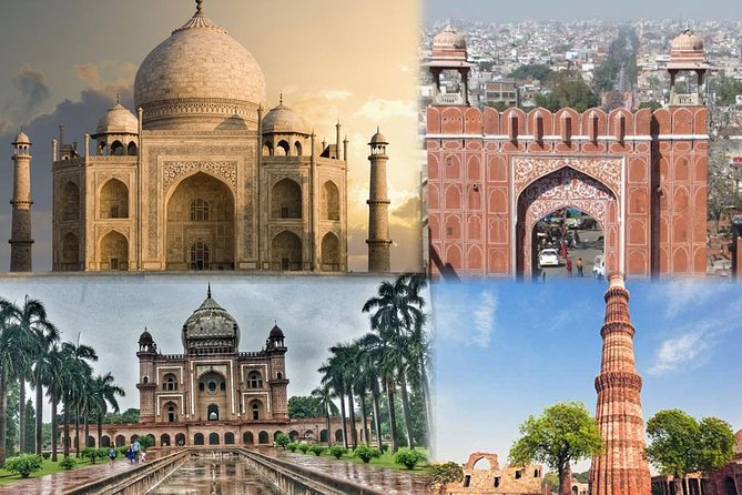 Private 3 Days Golden Triangle Tour