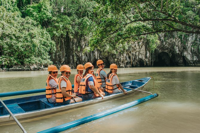 Puerto Princesa: Shared UNESCO Underground River Day Tour