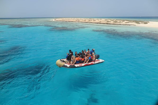 Hamata Island Snorkeling Full Day from Marsa Alam