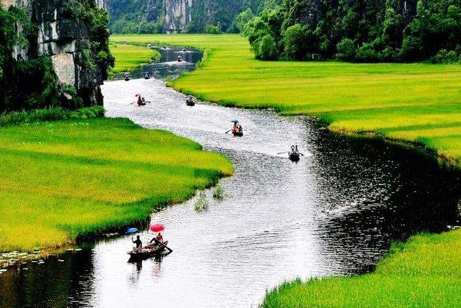 Hoa Lu - Tam Coc - Cycling 1 Day