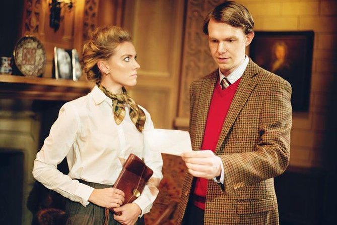The Mousetrap Theater Show in London