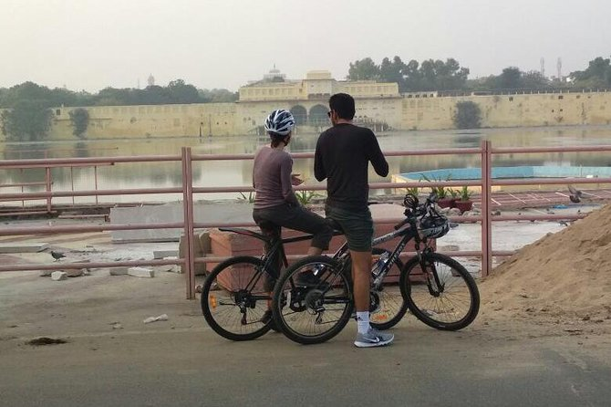 Signature Experience - Heritage Cycling Tour - Splendors of Princely Town