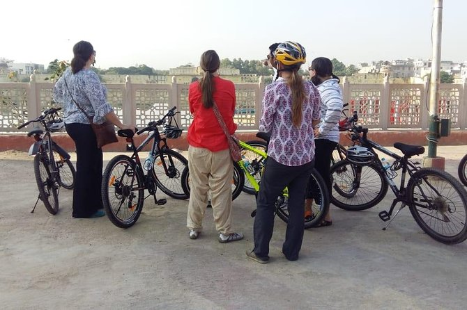 Signature Experience - Heritage Cycling Tour - Splendors of Princely Town photo 7