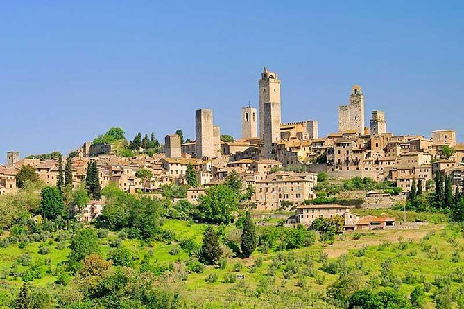 Siena and San Gimignano from the Livorno Cruise Port