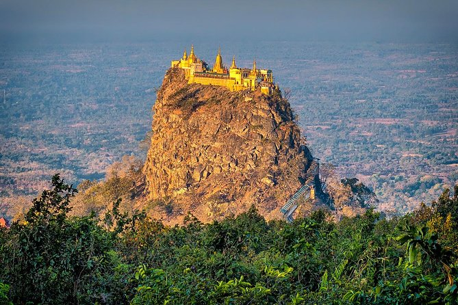 Spiritual Mount Popa & Ancient Salay - Day Tour