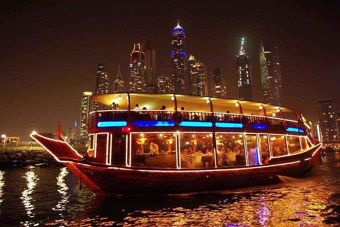 Dhow Cruise Dubai Creek