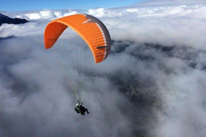 Paragliding Tandem Flight - Parasailing