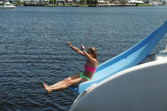 Sail Splash and Sailing Excursion in Ft. Lauderdale