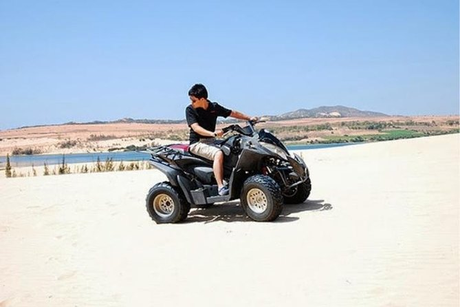 Mui Ne Sand Dunes | Private Jeep Starting 18 Usd