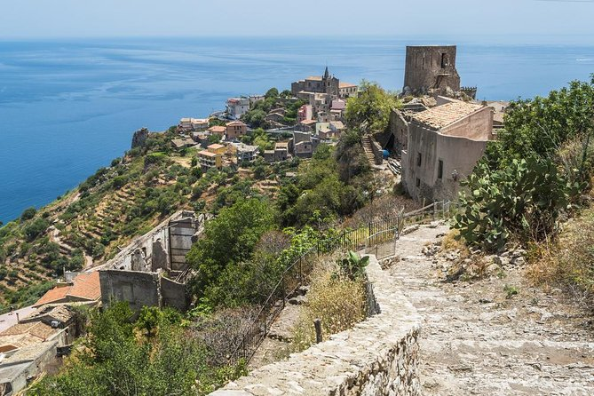 Following the trail of the Godfather from Messina port: private tour