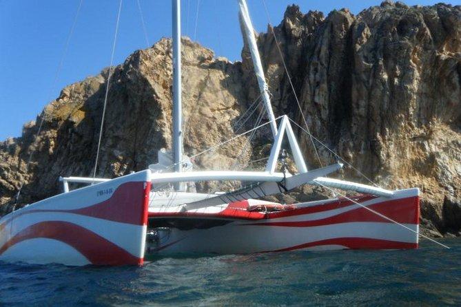 Half-Day Catamaran Trip in Menorca