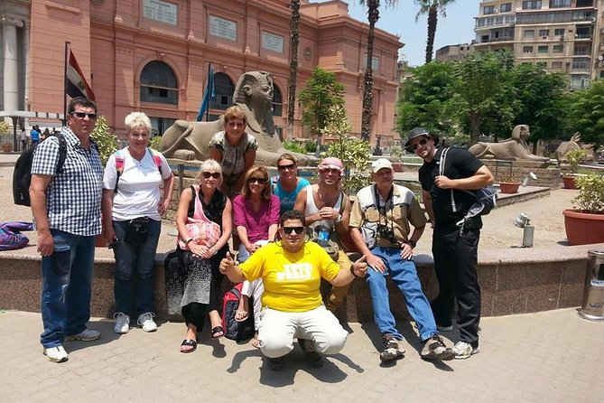 Half-Day Private Guided Tour to the Egyptian Museum photo 12