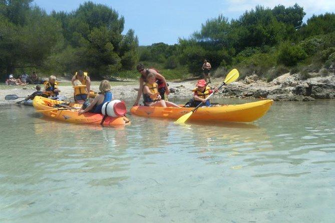 Kayak Rental Menorca
