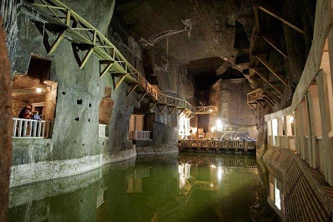 Salt Mine Guided Tour from Krakow