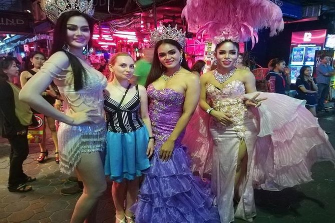 Alcazar Cabaret Show in Pattaya with Hotel Transfer