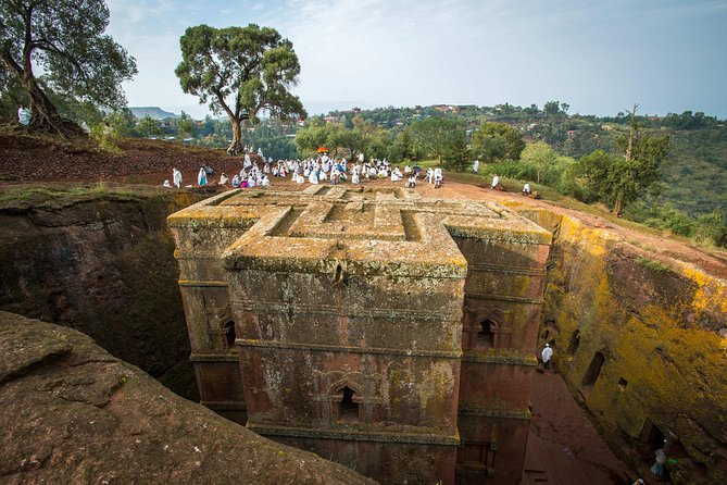 Historical Round Trip To The Northern Ethiopia