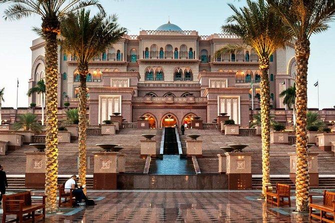 Abu Dhabi City Tour - UAE