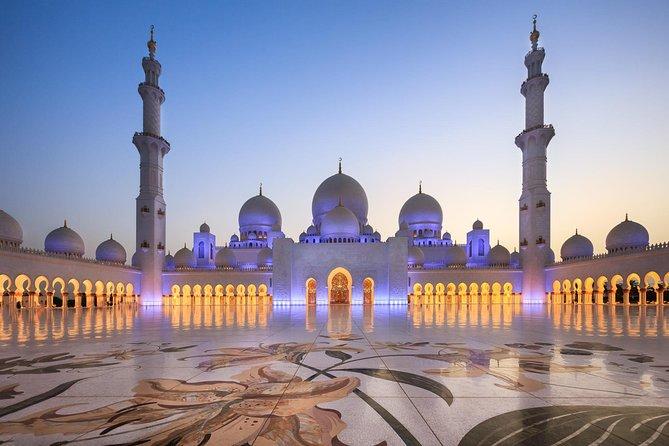 Private Abu Dhabi Tour from Dubai