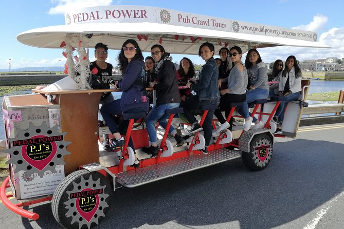 Pedal Power Pub Crawl