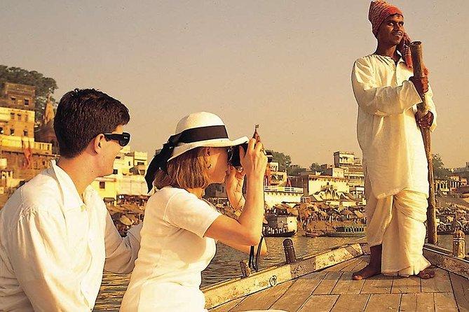 6-Day Private Varanasi Ganges Tour Including Delhi, Agra and Jaipur