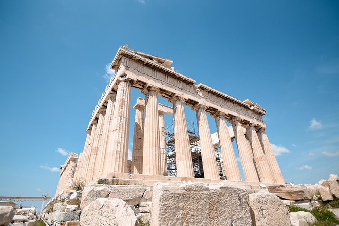 Private Mythology Tour of the Acropolis and Acropolis Museum photo 4