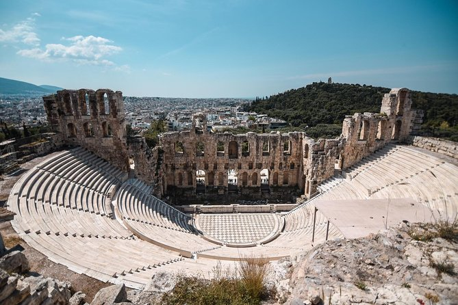Private Mythology Tour of the Acropolis and Acropolis Museum photo 6