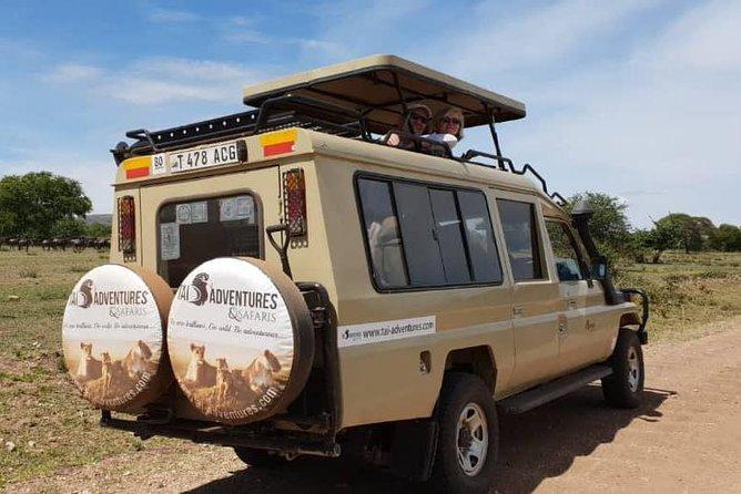 5 Day: Tanzania Classic Adventure