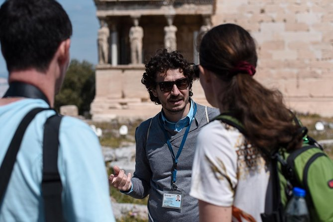 Private Mythology Tour of the Acropolis and Acropolis Museum photo 8