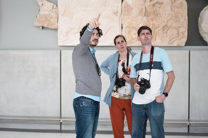 Private Mythology Tour of the Acropolis and Acropolis Museum
