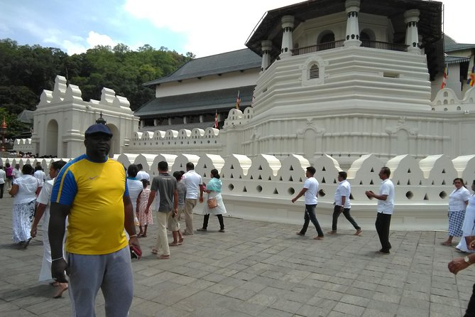 Private all inclusive Day tour Kandy, Pinnawala, & your own selected attractions photo 1