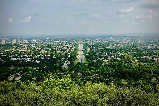 Pakistan's Twin Cities Explorer